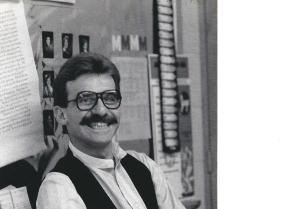 Gary at MHS 1975