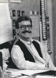 Gary at MHS2 1975