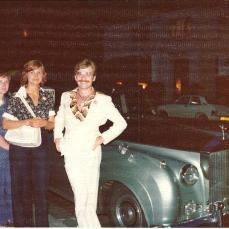 Gary in London 1976