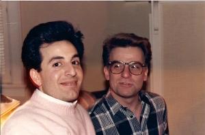 Paul & Gary 1985