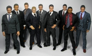 6 men 2