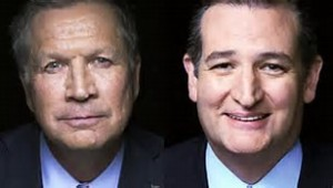 Kasich and Cruz